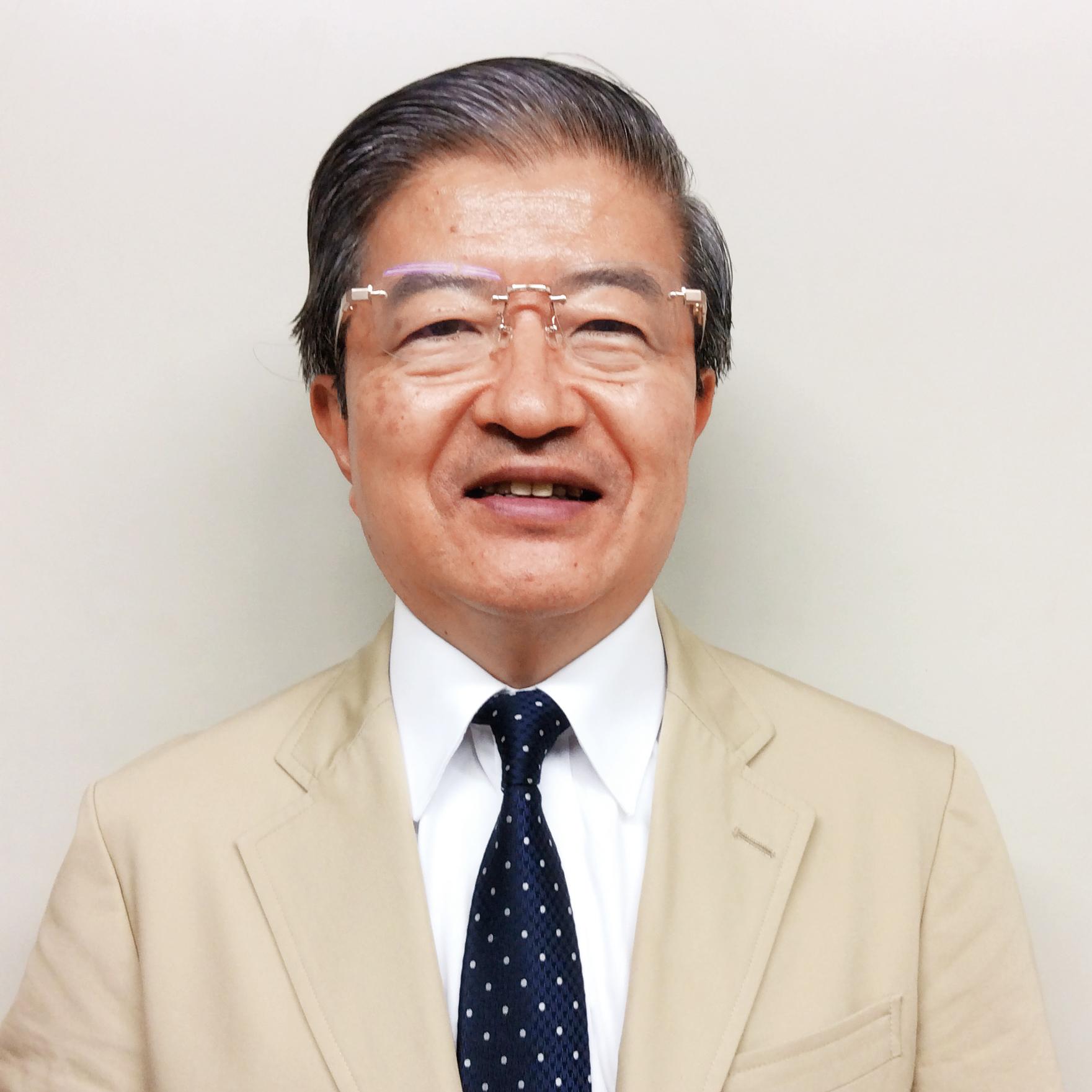金井靖雄さん