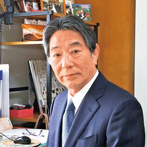 市原博さん(70歳・株式会社キョーエ 代表取締役社長)